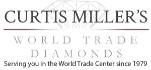 Curtis Miller's World Trade Diamonds Logo